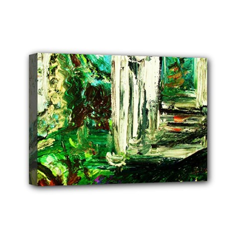 Gatchina Park 3 Mini Canvas 7  X 5  by bestdesignintheworld