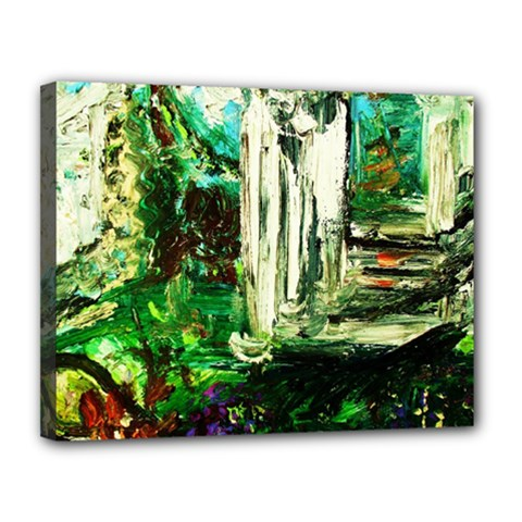 Gatchina Park 3 Canvas 14  X 11  by bestdesignintheworld