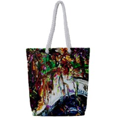 Gatchina Park 1 Full Print Rope Handle Tote (small) by bestdesignintheworld