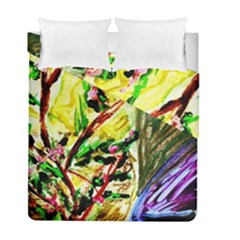 House Will Be Buit 4 Duvet Cover Double Side (full/ Double Size) by bestdesignintheworld
