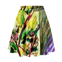 House Will Be Buit 4 High Waist Skirt by bestdesignintheworld