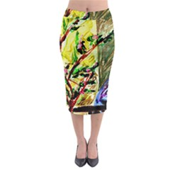 House Will Be Buit 4 Midi Pencil Skirt by bestdesignintheworld