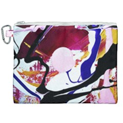 Immediate Attraction 8 Canvas Cosmetic Bag (xxl) by bestdesignintheworld