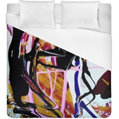 Immediate Attraction 2 Duvet Cover (king Size) by bestdesignintheworld