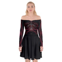 Ghost Gear   Ruby Plex   Skater Dress by GhostGear