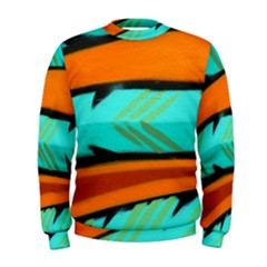 Abstract Art Artistic Men s Sweatshirt by Modern2018