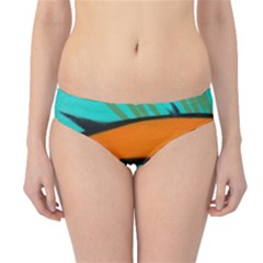 Abstract Art Artistic Hipster Bikini Bottoms by Modern2018