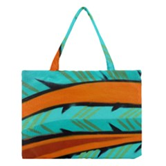 Abstract Art Artistic Medium Tote Bag by Modern2018