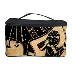 Antique Apparel Art Cosmetic Storage Case by Modern2018