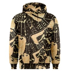 Antique Apparel Art Men s Pullover Hoodie by Modern2018