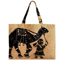 Antique Apparel Art Medium Tote Bag by Modern2018