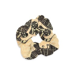 Antique Apparel Art Velvet Scrunchie by Modern2018