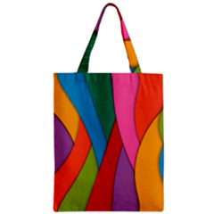Abstract Background Colrful Classic Tote Bag by Modern2018