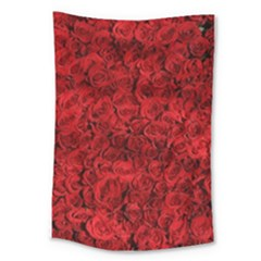 Arranged Flowers Love Large Tapestry by goodart
