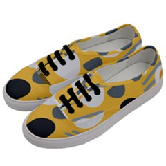 Cat Emoji  Men s Classic Low Top Sneakers by goodart
