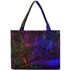 Color Splash Trail Mini Tote Bag