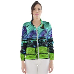 House Will Be Built Wind Breaker (women) by bestdesignintheworld