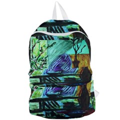 House Will Be Built Foldable Lightweight Backpack by bestdesignintheworld