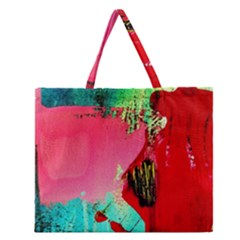 Humidity Zipper Large Tote Bag by bestdesignintheworld