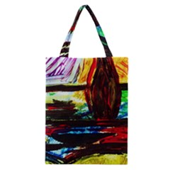 House Will Be Built 2 Classic Tote Bag by bestdesignintheworld