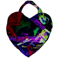 Spooky Attick 5 Giant Heart Shaped Tote