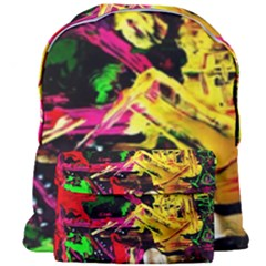 Spooky Attick 11 Giant Full Print Backpack by bestdesignintheworld