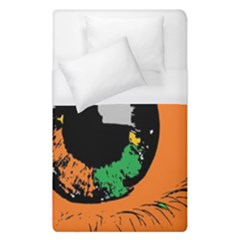 Eyes Makeup Human Drawing Color Duvet Cover (single Size)