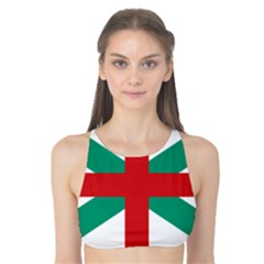Naval Jack Of Bulgaria Tank Bikini Top by abbeyz71