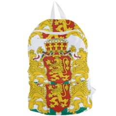 Coat Of Arms Of Bulgaria Foldable Lightweight Backpack by abbeyz71
