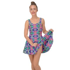 Artwork By Patrick Colorful 34 1 Inside Out Casual Dress
