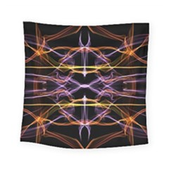 Wallpaper Abstract Art Light Square Tapestry (small)