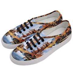Dolomites Mountains Italy Alpine Women s Classic Low Top Sneakers by Simbadda