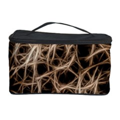 Structure Background Pattern Cosmetic Storage Case