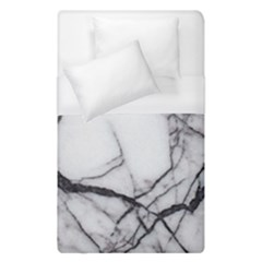 Marble Tiles Rock Stone Statues Duvet Cover (single Size)