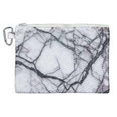 Marble Tiles Rock Stone Statues Canvas Cosmetic Bag (xl)