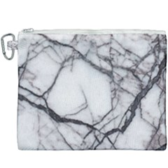 Marble Tiles Rock Stone Statues Canvas Cosmetic Bag (xxxl)