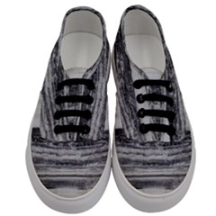 Marble Tiles Rock Stone Statues Pattern Texture Men s Classic Low Top Sneakers