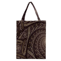 Abstract Pattern Graphics Classic Tote Bag