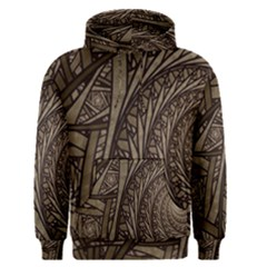Abstract Pattern Graphics Men s Pullover Hoodie