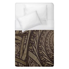 Abstract Pattern Graphics Duvet Cover (single Size) by Simbadda