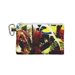 Drama 5 Canvas Cosmetic Bag (small)