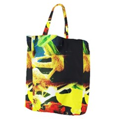 Drama 2 Giant Grocery Zipper Tote by bestdesignintheworld