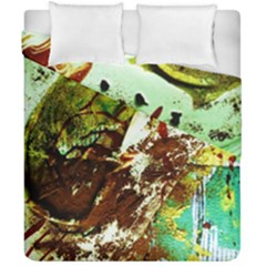 Doves Matchmaking 8 Duvet Cover Double Side (california King Size) by bestdesignintheworld
