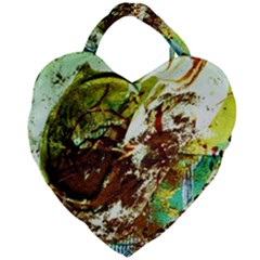 Doves Matchmaking 8 Giant Heart Shaped Tote