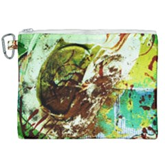Doves Matchmaking 8 Canvas Cosmetic Bag (xxl) by bestdesignintheworld