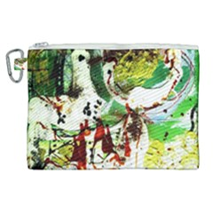 Doves Matchmaking 12 Canvas Cosmetic Bag (xl) by bestdesignintheworld