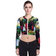 Catalina Island Not So Far 6 Bomber Jacket