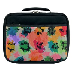 Colorful Spots                              Lunch Bag by LalyLauraFLM