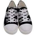 Drawing  Women s Low Top Canvas Sneakers View1