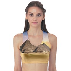 Ancient Archeology Architecture Sports Bra by Modern2018